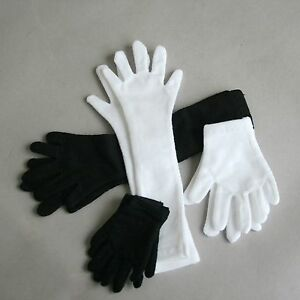 wamami-White-Long-Gloves-For-1-4-SD-AOD-BJD-Dollfie