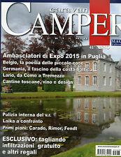 * Caravan & Camper Granturismo* Rivista N°463 / MAR/2015 - MAG Editori
