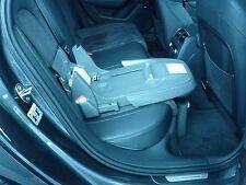 Audi Kindersitz Zubehör ISOFIX Basis für die Audi Babyschale und Audi Kindersitz