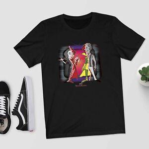 Marvel WandaVision Retro Cartoon Glitch unisex T-shirt