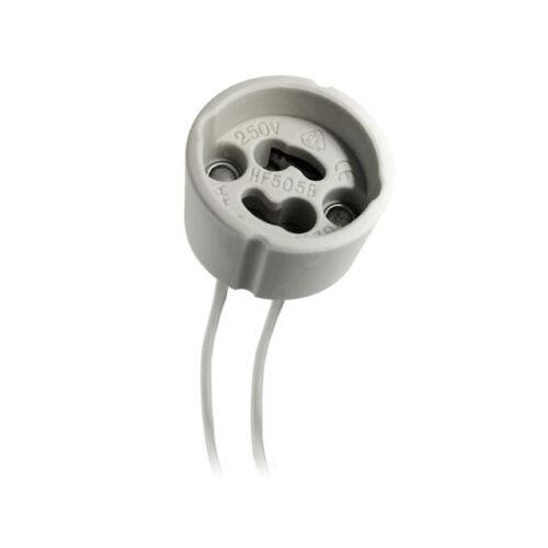 LED Einbaustrahler Einbaurahmen Messing Deckenspot Leuchte dimmbar Set GU10 230V