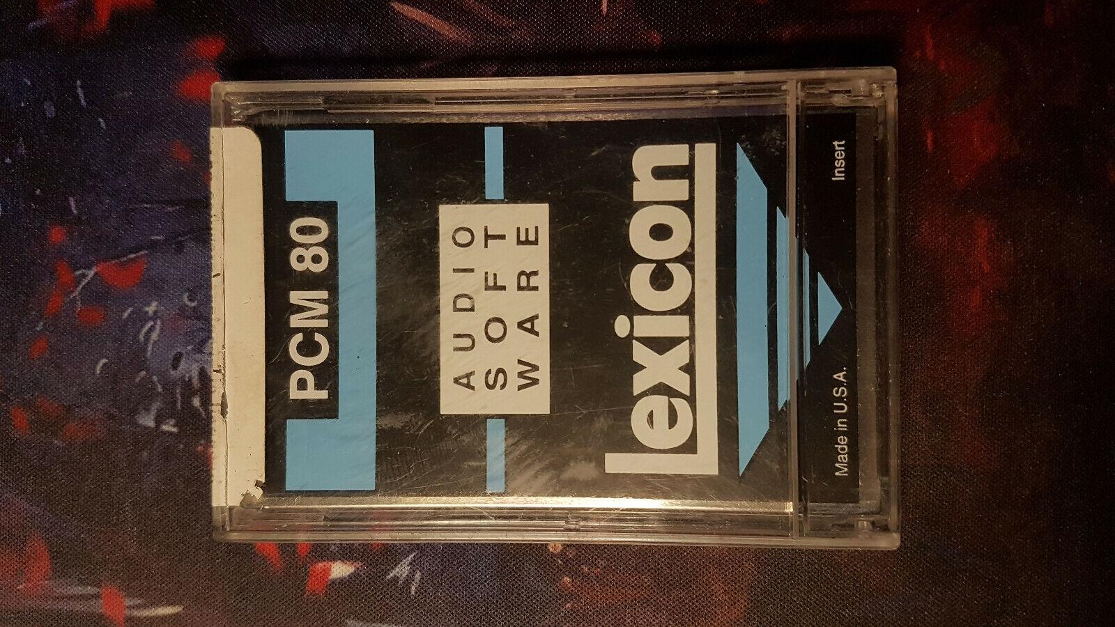 PCM 80 Dual FX Algorithm Card