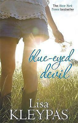 1 of 1 - Blue-Eyed Devil-ExLibrary