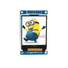 1.8 inch 3.3V 5V Full Color 128x160 Pixel SPI TFT LCD Display Module Arduino Uno