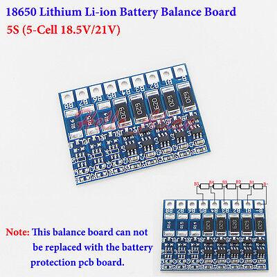 LCD Li-Batterie Spannung Balancer S1V5