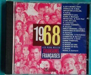 CD-Les-Plus-Schoene-Lieder-Abdichtband-1968-Ref-0752