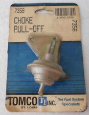 Carburetor Choke Pull Off-VIN J Tomco 7033