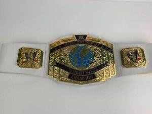 White-Intercontinental-Heavyweight-Wrestling-Champion-Kids-Belt-Mattel-2012-WWE