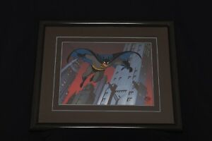 WB-Warner-Bros-Batman-034-The-Animated-Series-034-Limited-Edition-Production-Cel