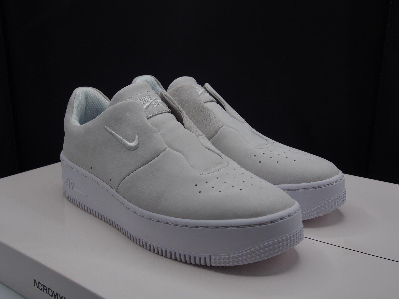 Nike AF1 Sage Off White AO1215 100 XX Women's nxenkz2626