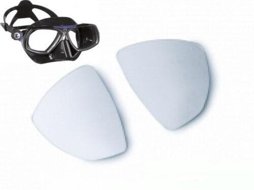 Für Maske Look 2 Optische Gläser  Aqualung Optisches Glas Technisub alle Stärken