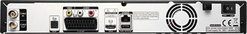 Humax ICord Cable Digitaler HDTV Kabel Festplatten Receiver 1000 GB Twin-Tuner