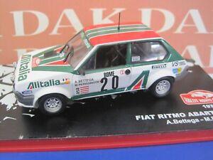 Die-cast-1-43-Modellino-Auto-Fiat-Ritmo-Abarth-Rally-Monte-Carlo-1979-A-Bettega