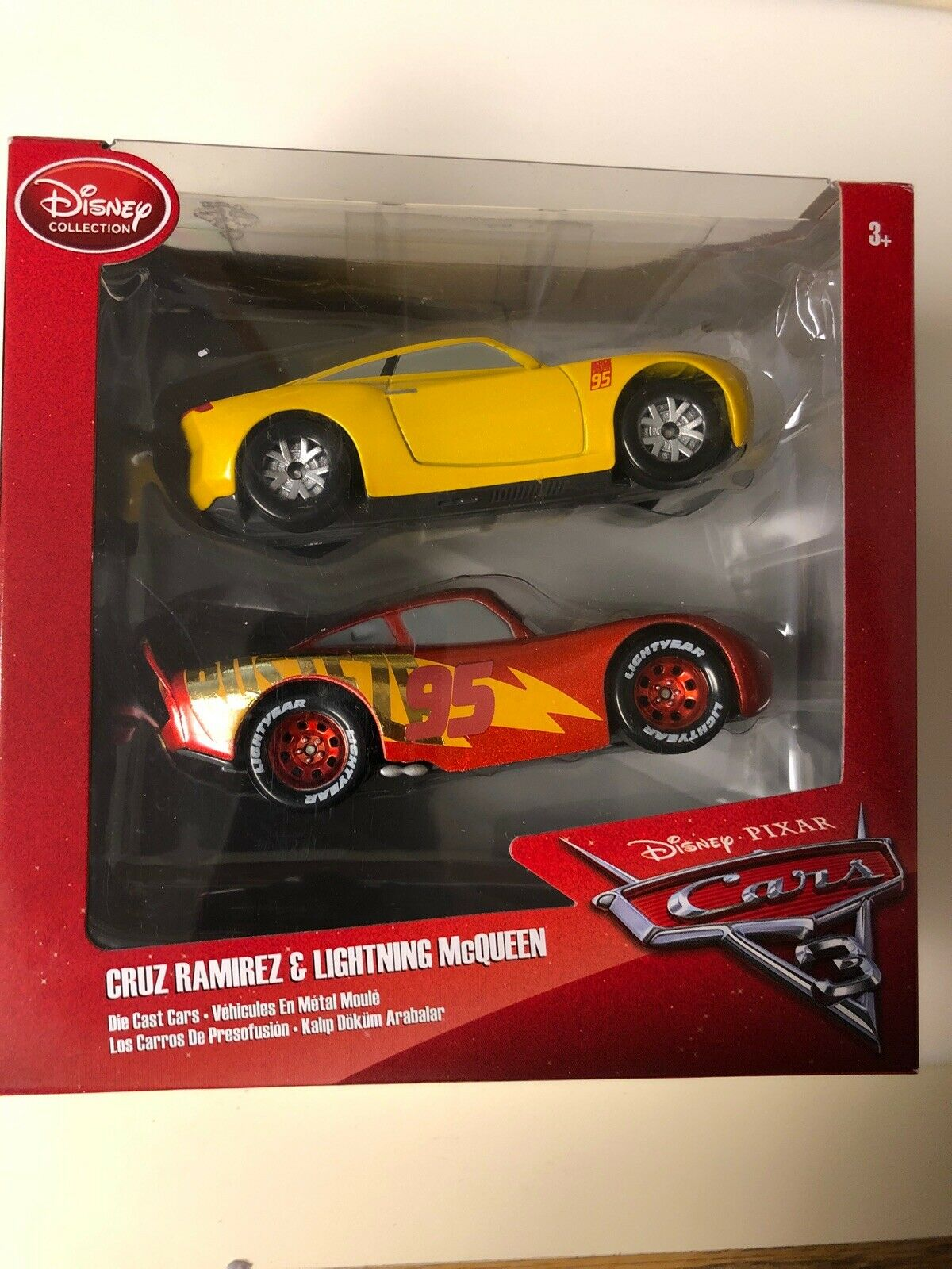 Disney Cars 3 Official Childrens Kids Lightning Mcqueen Ramirez