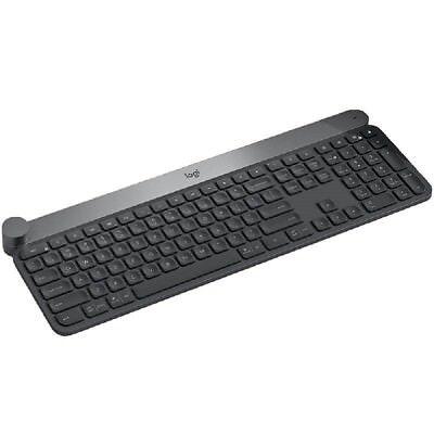 Logitech Craft Advanced Keyboard With Creative Input Dial 97855131980 | eBay