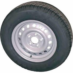 Bohnenkamp Anhängerrad 5.5X14 komplett M Reifen 215/80R14 Felge: silber