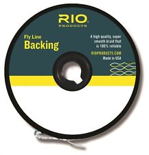 3 Spools Rio Fly Line Backing 20lb Chartreuse 200 Yards