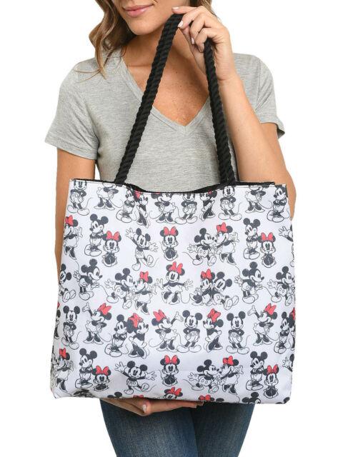 New Disney Mickey Mouse Travel Beach Crossbody Bag Purse Free Shipping!