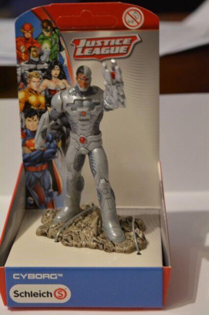 Cyborg Figur Schleich Comic Justice League Sammelfigur 22519 NEU