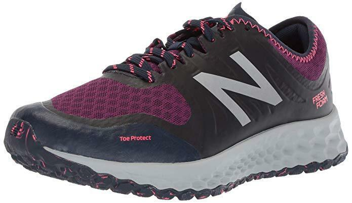 Women New Balance Kaymin Trail V1 Fresh Foam Trail WTKYMRT1 Claret Pigment Pink