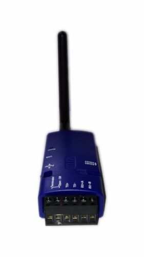WiFi RS422//RS485 Adapter Converter Module External Dipole Antenna WA-485E In US
