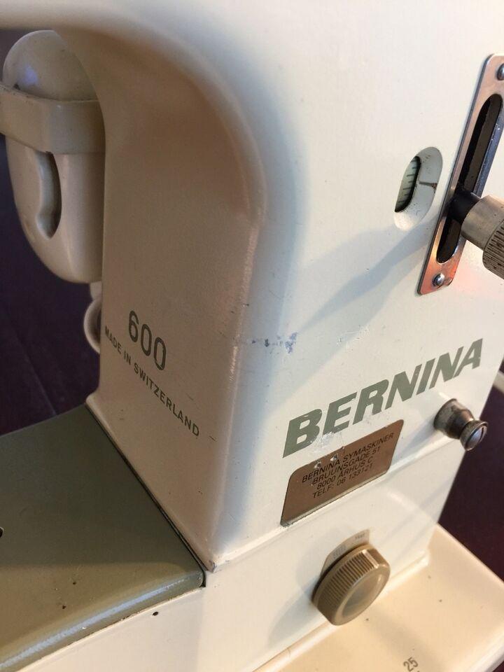 Symaskine, Bernina 600