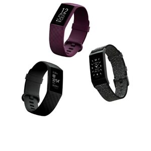 New 2020 Fitbit Charge 4 Fitness Tracker - All Colours