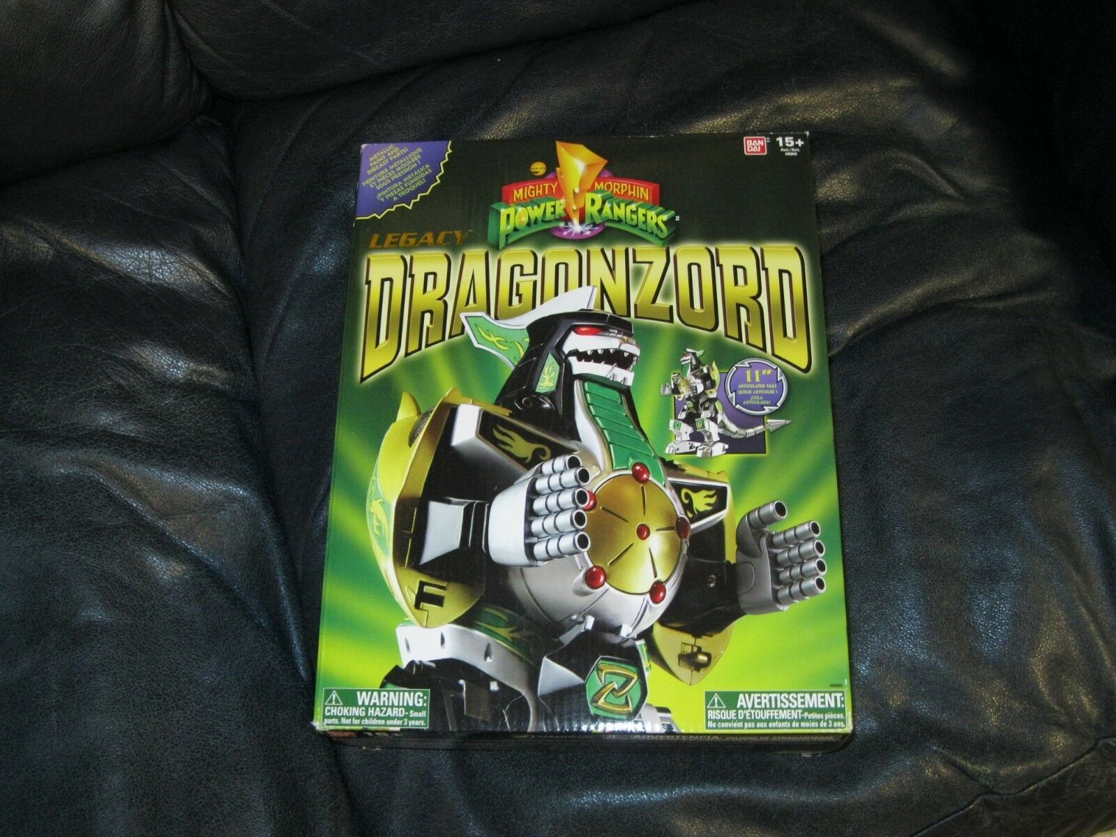 Power Rangers Legacy Dragonzord NEW IN BOX