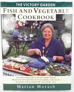 image is loading the victory garden fish amp vegetable cookbook marian - The Victory Garden