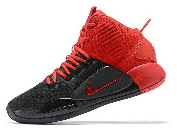 Nike Hyperdunk X Bred Basketball shoes -University Red -Size 14 -AO7893 600 -New