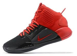 014ad7971b42 Image is loading Nike-Hyperdunk-X-Bred-Basketball-Shoes-University-Red-