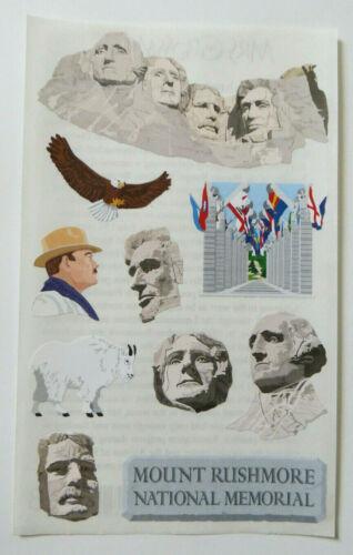 VACATION DESTINATION Sticker Sheets You Choose Mrs Grossman NATIONAL PARKS