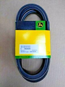 Secondary Deck Drive Belt Fits John Deere 316 318 332 335 345 355 445 GT225 GT23
