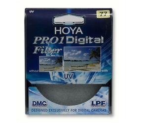 Hoya UV 62mm Pro1 Digital DMC LPF Filter Multicoated Pro 1D ~ Genuine NEW