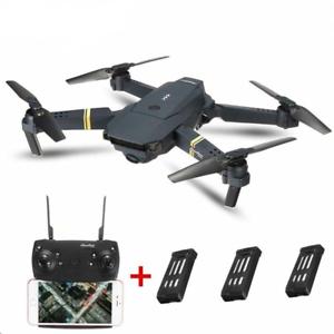 Cuadricóptero Drone X Pro con ángulo amplio cámara HD modo de retención de alta y brazo plegable