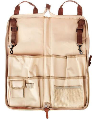 Beige TSB24BE Tama Powerpad Designer Drum Stick /& Mallet Bag