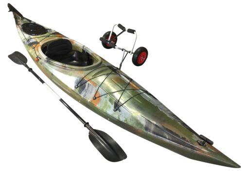 Cambridge kayak sit in touring kayak single canoe sea river .free spraydeck