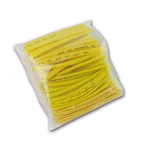 Shrink tube set Insulating assortment 100 pieces loose in bag heat shrinktube