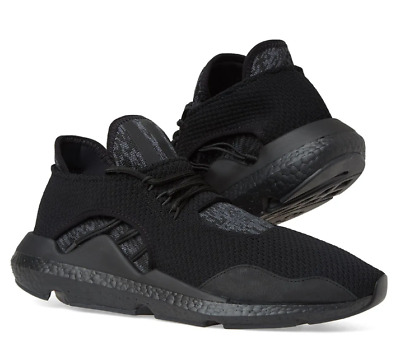 Y-3 Saikou in Black//Black AC7197 Brand New In Box with Free Shipping