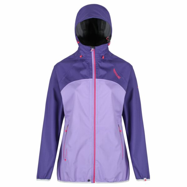 Regatta Women's Imber II Damen Funktionsjacke Regenjacke Kapuze Outdoor Wandern