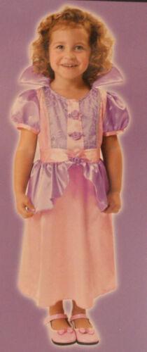 4T Toddler Girl/'s Little Pink Princess Dress Halloween Costume Size 2T