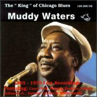 Muddy Waters - Live Recordings 1965-1973 [new Cd] on Sale