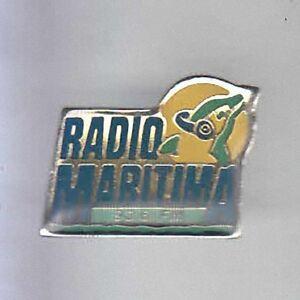 RARE-PINS-PIN-039-S-TV-PRESSE-RADIO-MARITIMA-DAUPHIN-DOLPHIN-7B