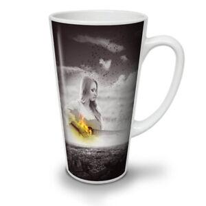 Guitar City Art Music NEW White Tea Coffee Latte Mug 12 17 oz   Wellcoda