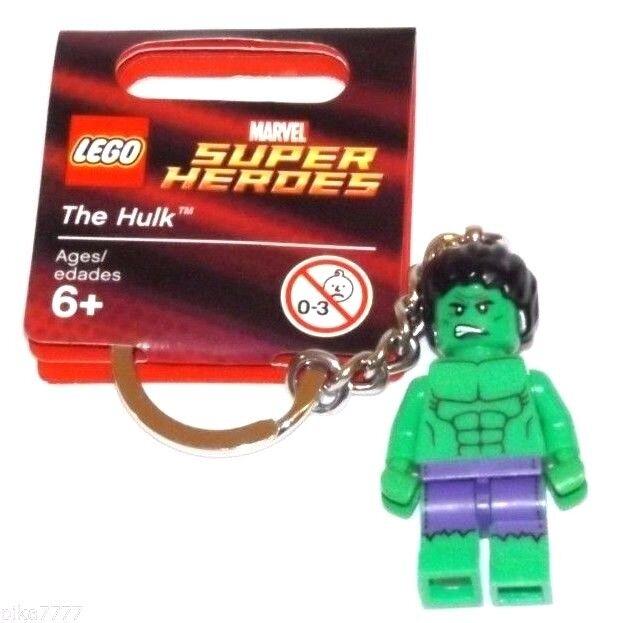 Lego Super HULK keychain Marvel Super Lego Heroes green 6039453 850814 key chain ba924d