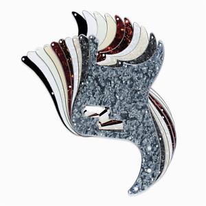 Precision Bass Pickguard P Bass Scratch Plate Fits Fender Fender USA MEX
