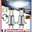 miniature 1 - H7 110W 30000LM LED Feux Phare Lampe Ampoules Kit Xénon Blanc 6000K anti erreur