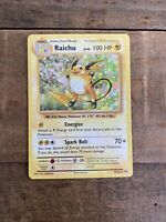 Pokemon TCG Raichu 36/108 - XY Evo