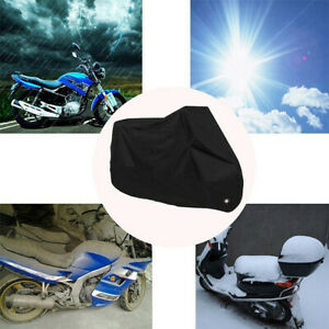 XL-Funda-Cubierta-Impermeable-para-Bicicleta-Proteger-Lluvia-Polvo-Scooter-Moto