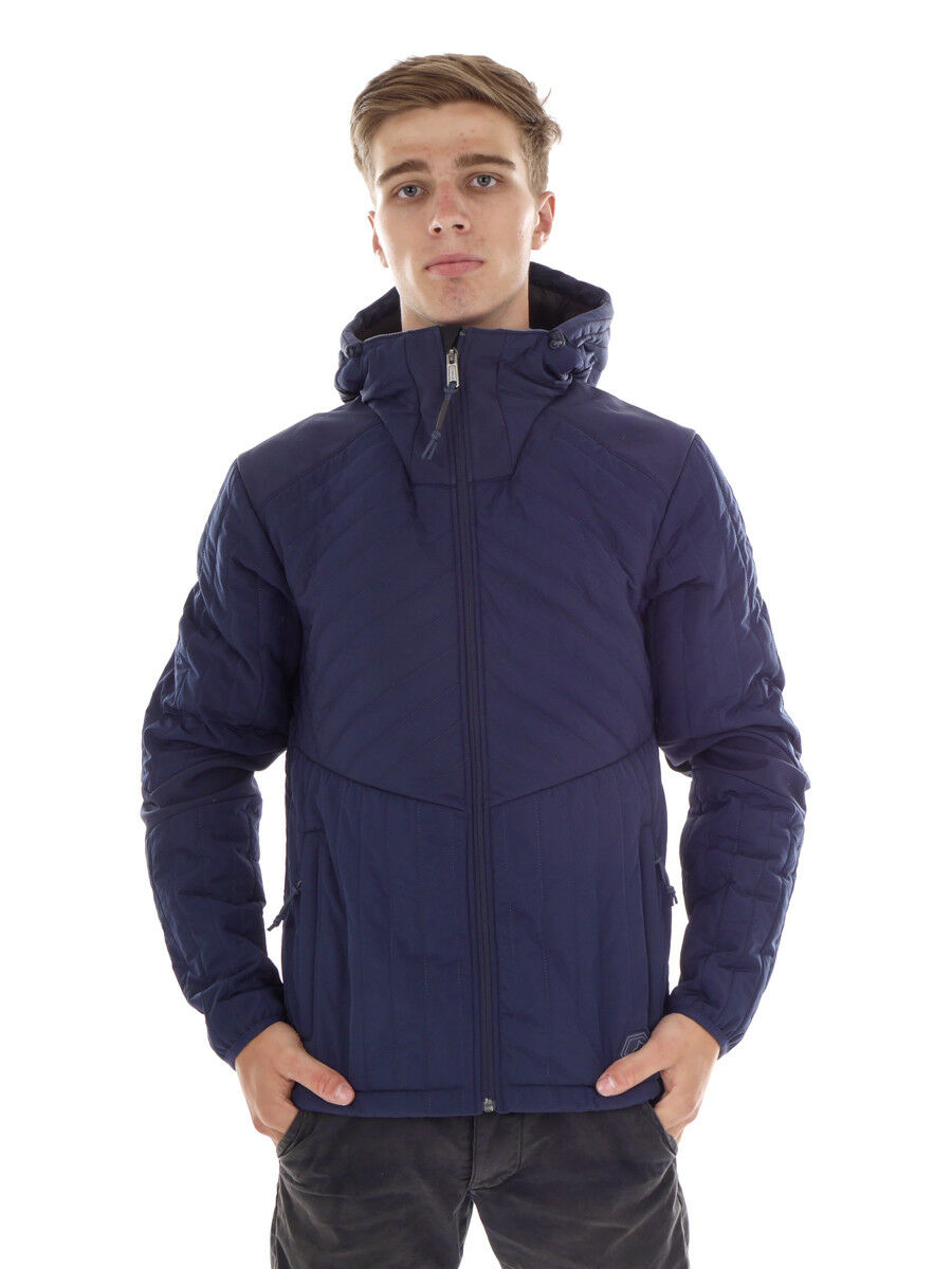 O 'Neill vellón lluvia chaqueta jones soldada azul 100g mezcla  de materiales  marcas en línea venta barata